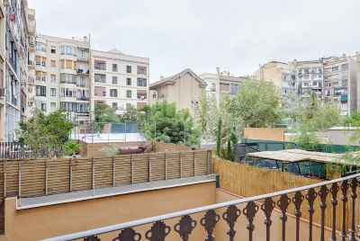 Exclusive bright apartment on Rambla Catalunya in Barcelona